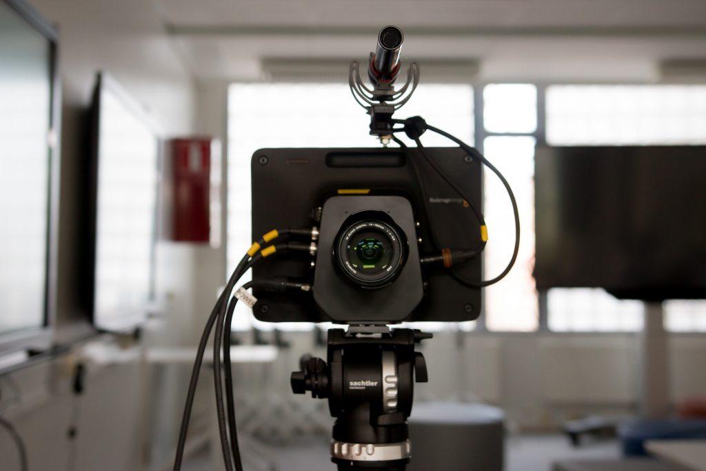 innoluokka - Black Magic Designs Studio Camera HD