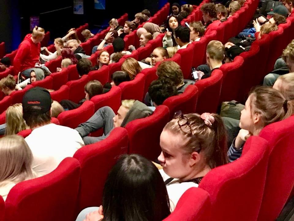 Elokuvaelämyksiä Koulukinossa