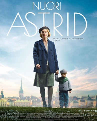 Koulukino: Nuori Astrid